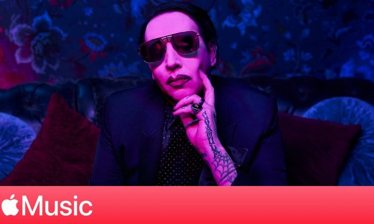 Marilyn Manson: 'WE ARE CHAOS' and Finding Strength Through Pain | Apple Music