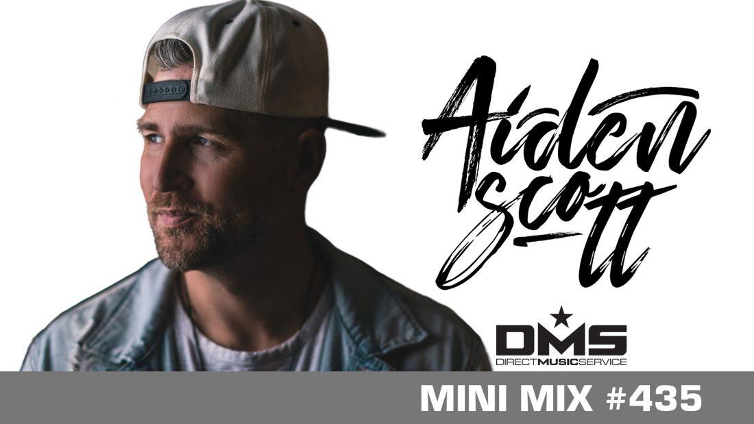 DMS MINI MIX WEEK #435 DJ AIDEN SCOTT