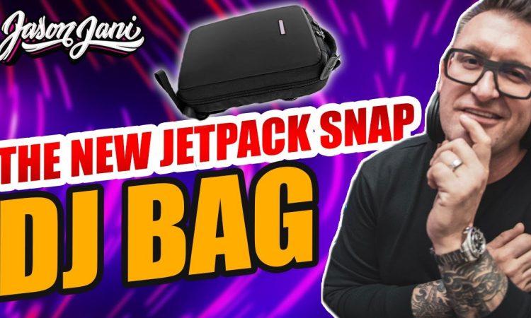 The new Jetpack SNAP DJ bag | Jason Jani