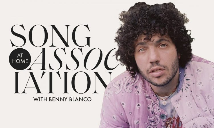 Benny Blanco Sings Fleetwood Mac, Katy Perry, and Weezer in a Game of Song Association | ELLE