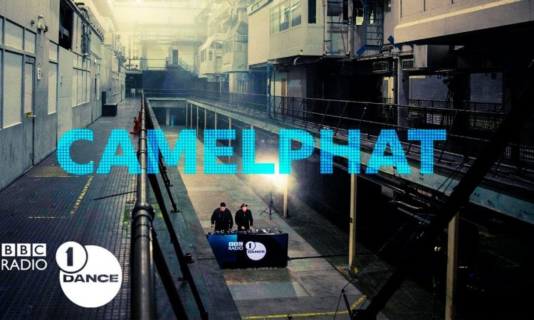 CamelPhat Essential Mix - Inside an empty Printworks | BBC