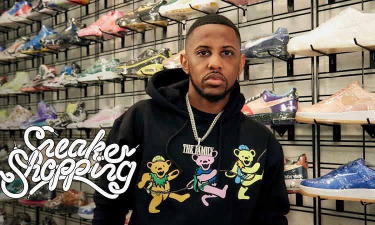 Fabolous Returns For Sneaker Shopping | Complex