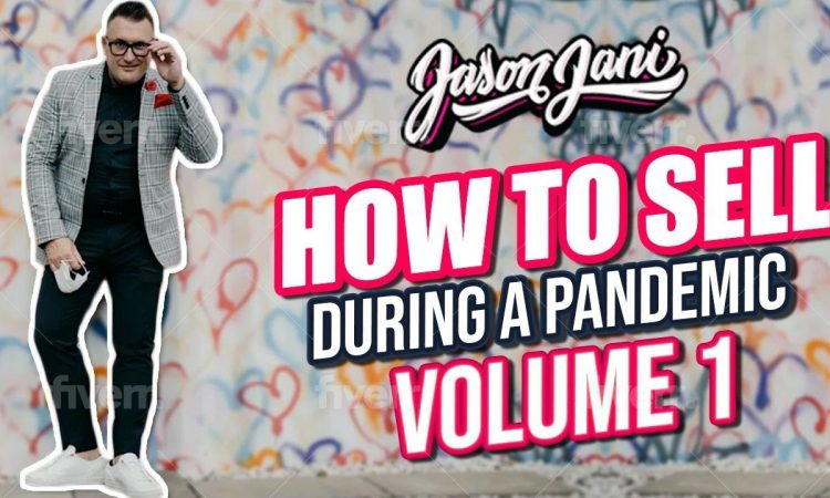How to Sell during a pandemic... for DJs and Event pros VOLUME 1 | JASON JANI