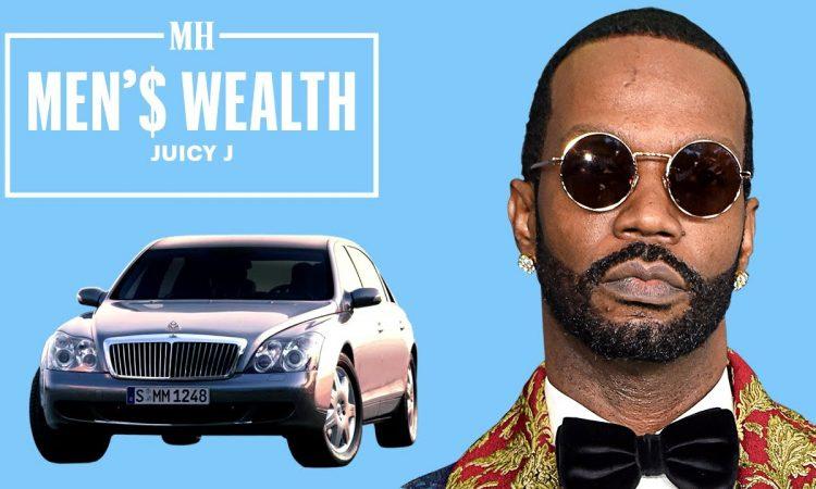 Juicy J on The Best and Worst Money He's Ever Blown   Men'$ Wealth   Men's Health