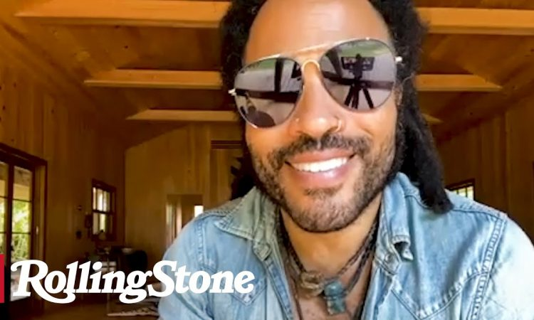 Lenny Kravitz: RS Interview Special Edition   ROLLING STONE