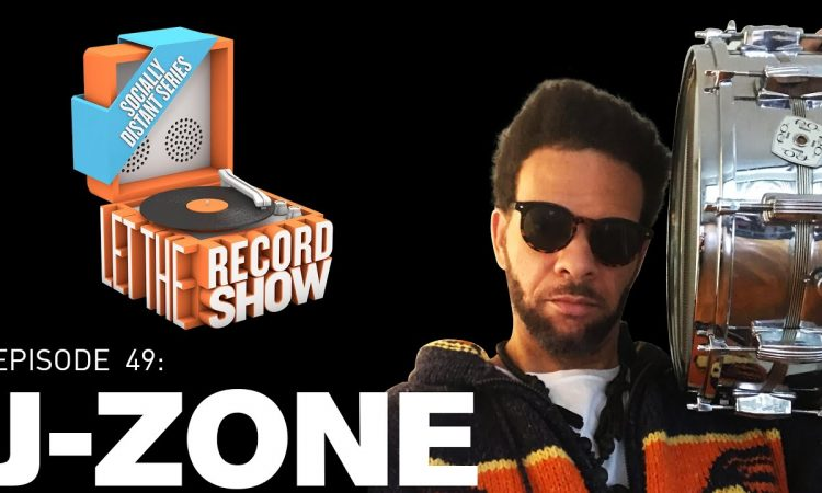 Let the Record Show Ep. 49: J-Zone (The Du-Rites) Interview
