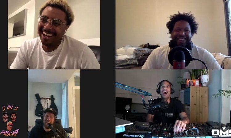 Neil Jackson Takes On Santana Vs. Jimi Hendrix   5 on 5 Podcast