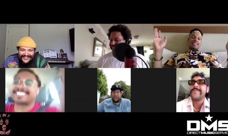 Oreo Jones & John Stamps Take On Chingy Vs. J-Kwon | 5 On 5 Podcast