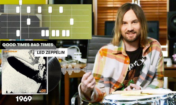 Tame Impala's Kevin Parker Breaks Down His Favorite Drum Sounds | Under the Influences | Pitchfork