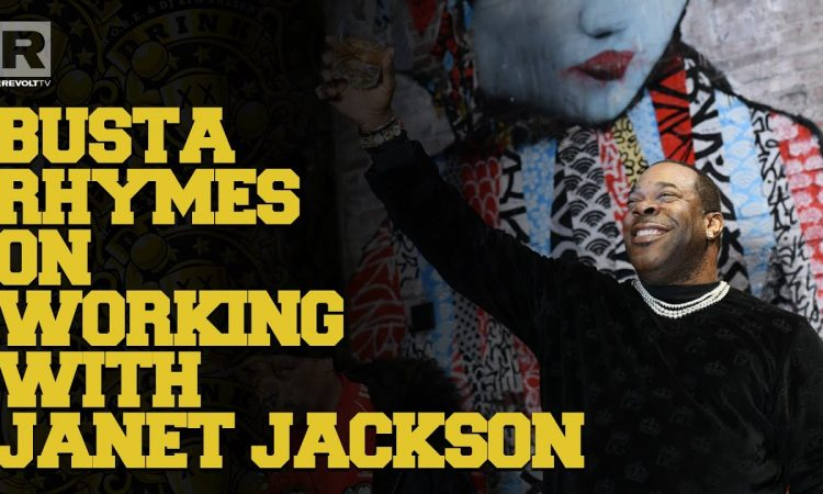"""Busta Rhymes On The Making """"What's It Gonna Be!?"""" With Janet Jackson"""