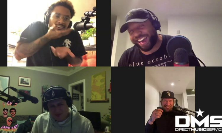 Knowpa Slaps Takes On BigTymers Vs. Ying Yang Twins | 5 ON 5 PODCAST