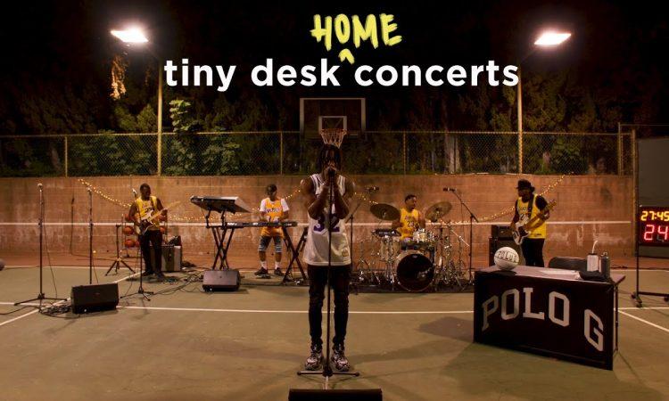 Polo G: Tiny Desk (Home) Concert | NPR MUSIC