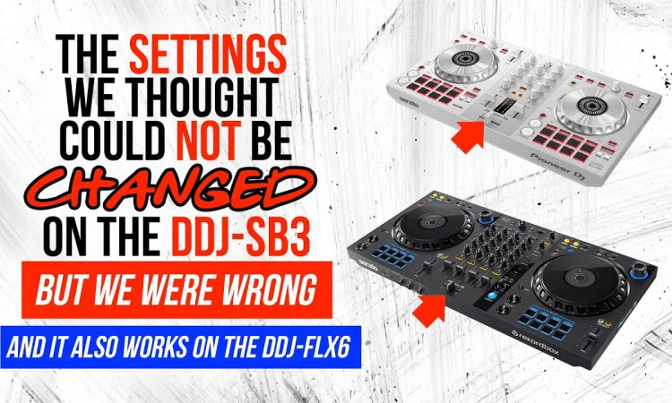 WE THOUGHT YOU CAN'T DO THIS on the DDJ-SB3 | FLX6 has it as well | Pri yon Joni