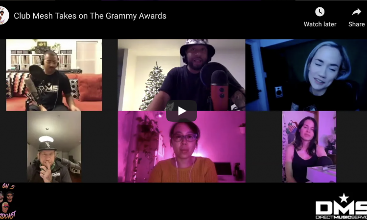 Club Mesh Takes on The Grammy Awards   5 on 5 Podcast