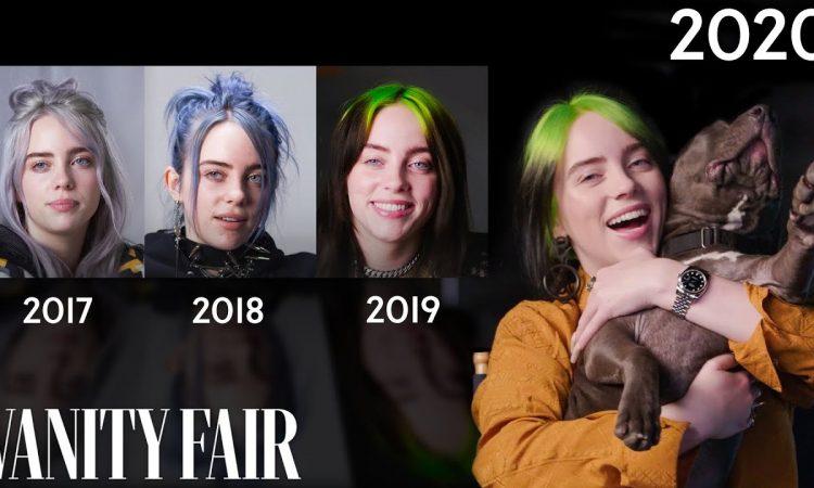 Billie Eilish: Same Interview, The Fourth Year   Vanity Fair