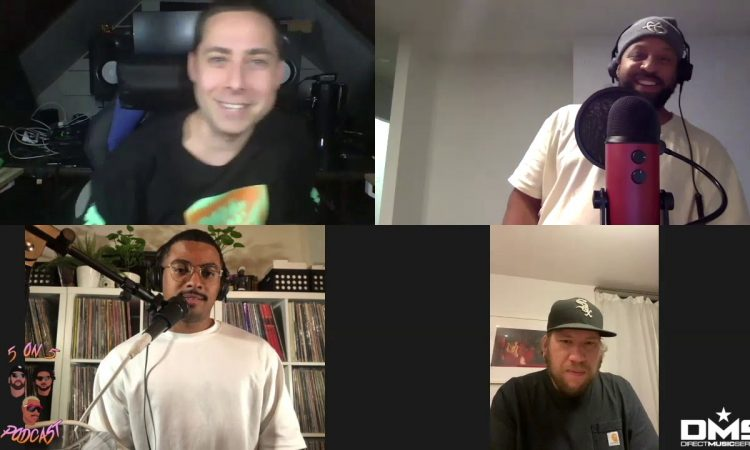 KidCutUp Takes on Weezer Vs. Blink182   5 on 5 Podcast