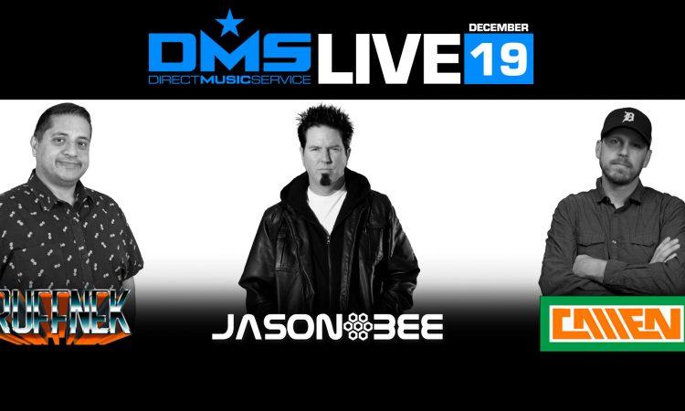 DMS LIVE FT. JASON BEE, RUFFNEK, CALLEN