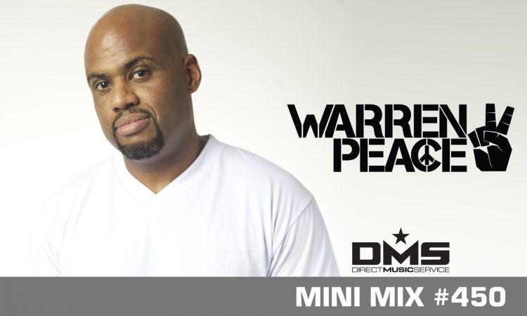 DMS MINI MIX WEEK #450 WARREN PEACE