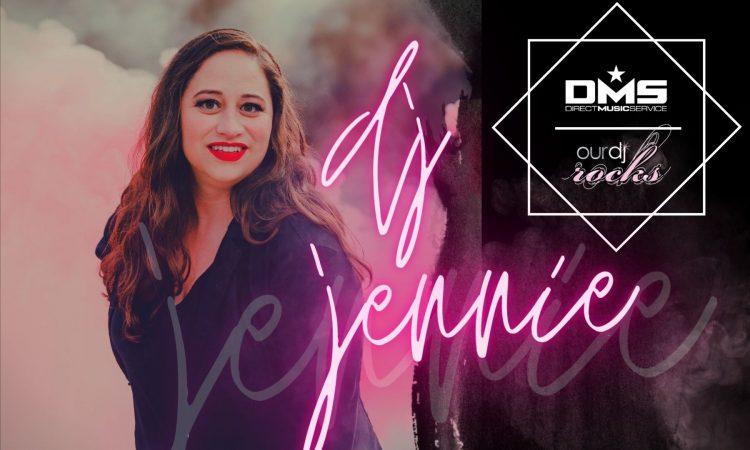 DMS MINI MIX WEEK #452 DJ JENNIE
