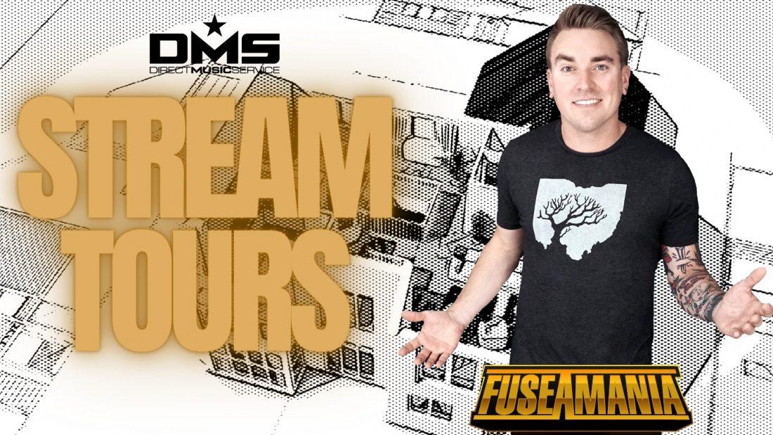 DMS Stream Tours Episode 1 – Fuseamania