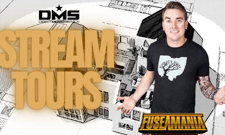 DMS Stream Tours Episode 1 - Fuseamania