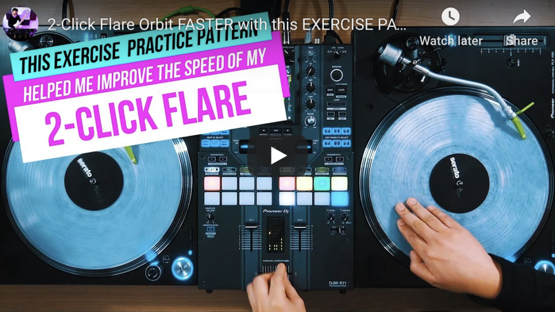 2-Click Flare Orbit FASTER with this EXERCISE PATTERN | Pri Yon Joni