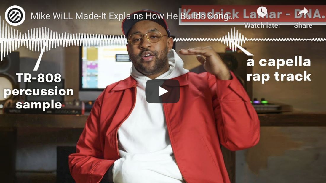Mike WiLL Made-It Explains How He Builds Songs for Kendrick Lamar and Beyoncé | Pitchfork