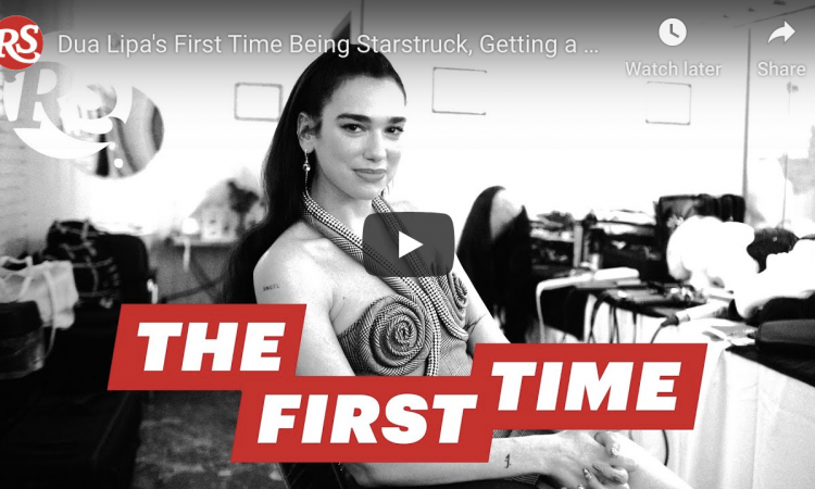 Dua Lipa's First Time Being Starstruck, Getting a Tattoo   Rolling Stones