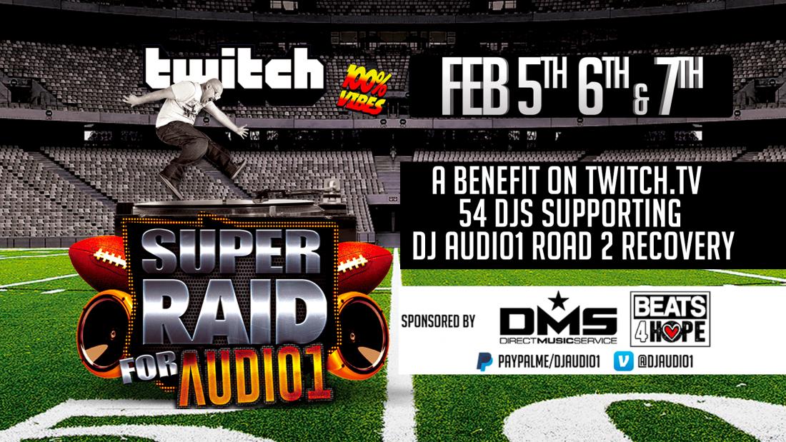 SUPER RAID FOR AUDIO1