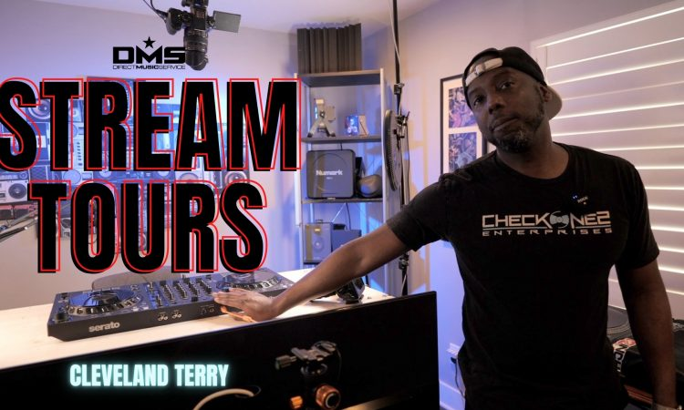 DMS Stream Tours Episode 3 - Cleveland Terry