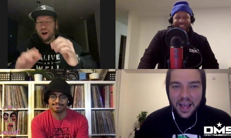 DJ Ka5 Takes On Travis Scott Vs. Future   5 on 5 Podcast