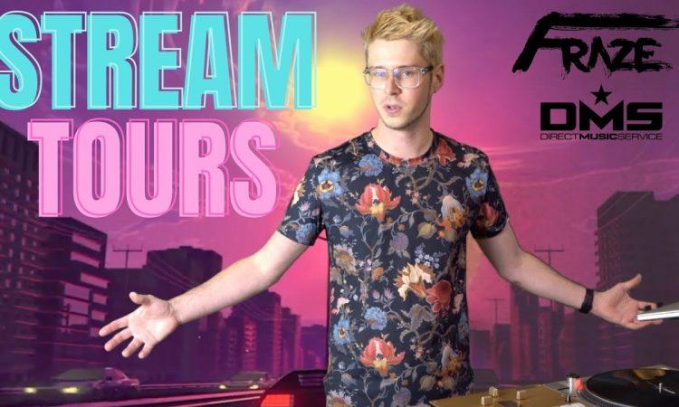 DMS Stream Tours Episode 2 - Fraze