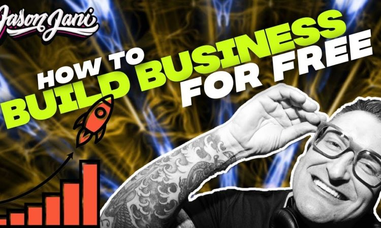 How to build your DJ business for free - Platforms and Tips | Jason Jani