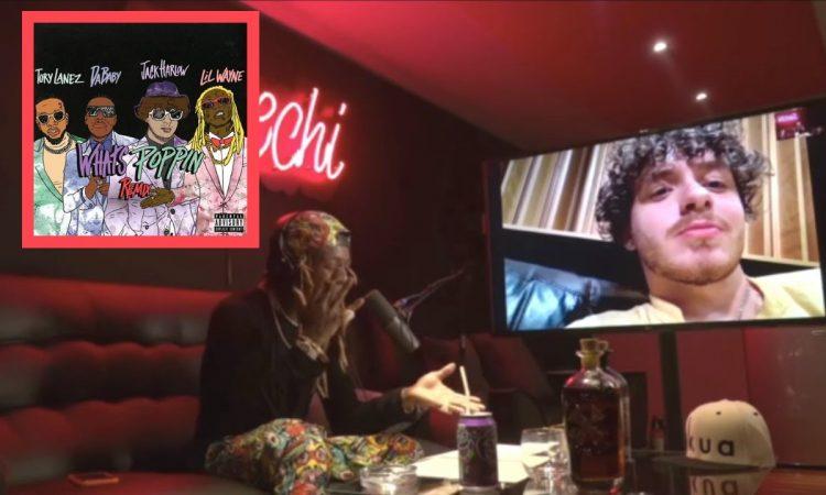 Jack Harlow & Lil Wayne Interview