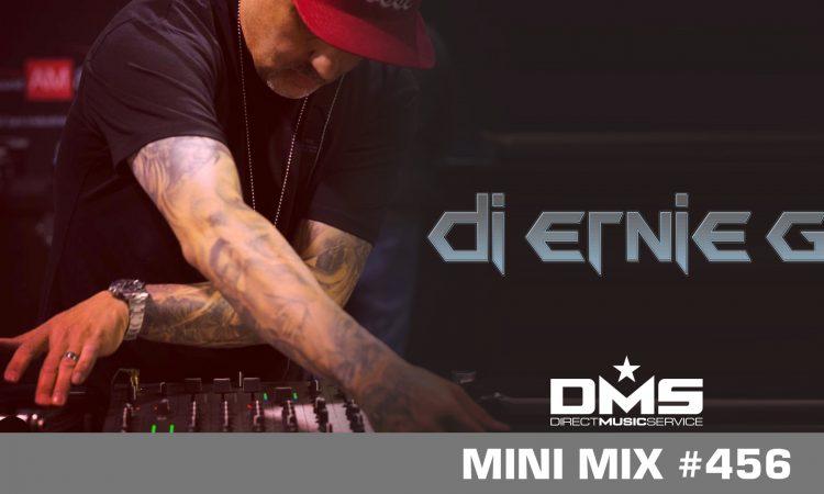 DMS MINI MIX WEEK #456 DJ ERNIE G