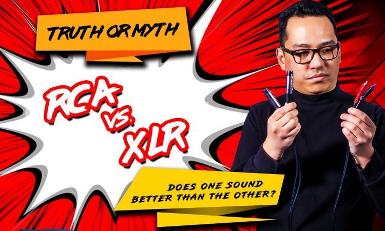 RCA vs. XLR - Is there a SOUND QUALITY difference? Let's find out! | Pri Yon Joni