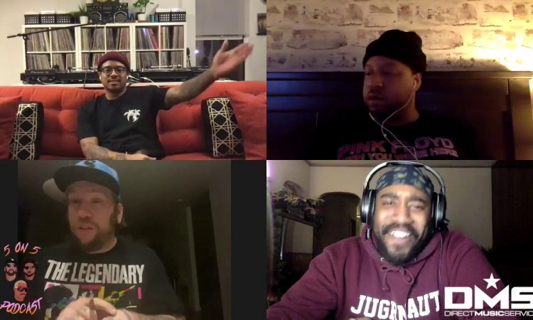 ShowYouSuck Takes On Al Green Vs. Marvin Gaye | 5 on 5 Podcast