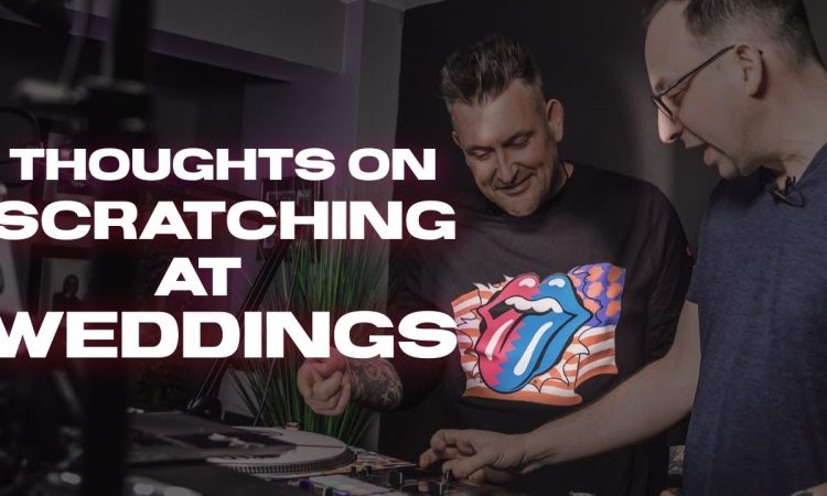 DJs that Scratch at weddings - Why you should + How to start   Jason Jani