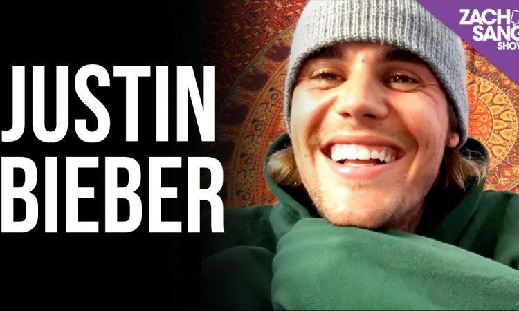 Justin Bieber Interview | Zach Sang Show