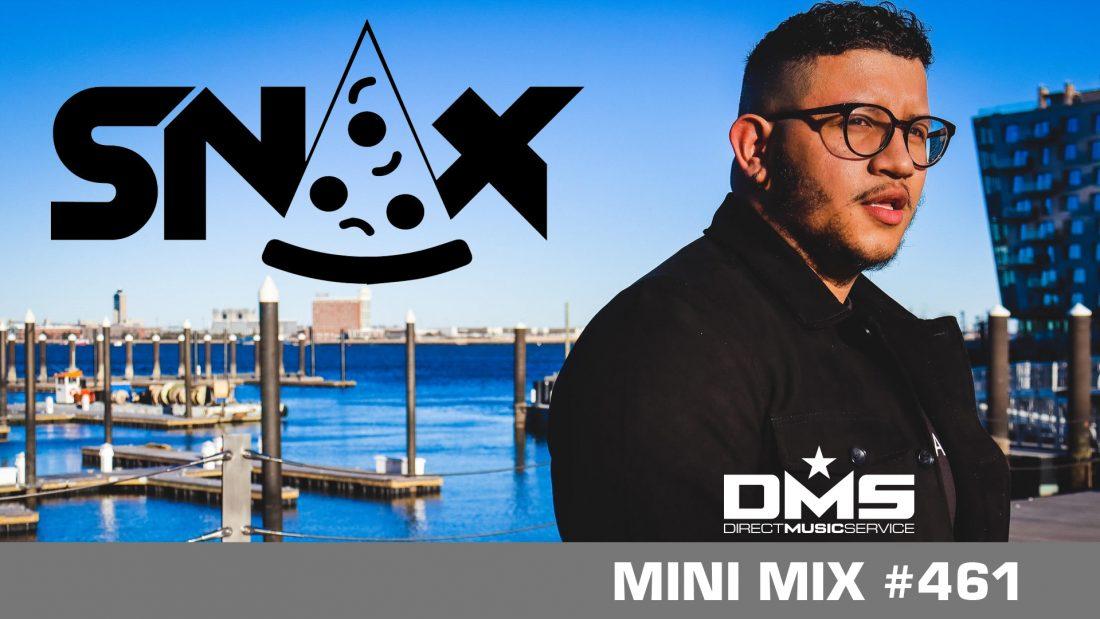 DMS MINI MIX WEEK #461 SNAX