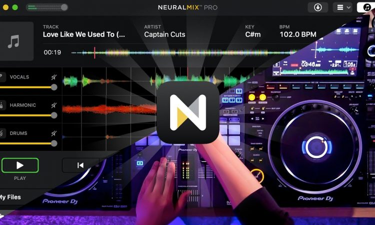 Mixing LIVE with STEMS created on Neural Mix Pro on any DJ software | Pri yon Joni