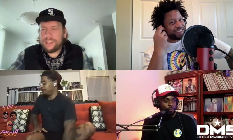 Bo Takes On A Tribe Called Quest Vs. The Pharcyde   5 on 5 Podcast