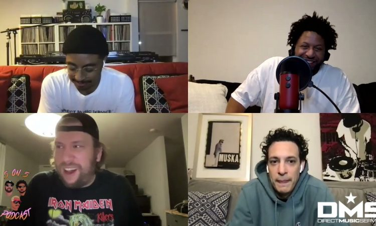 DJ Spider Takes On Adele Vs. Rihanna | 5 on 5 Podcast