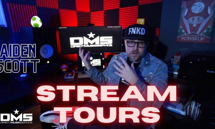DMS Stream Tours Episode 6 - DJ Aiden Scott