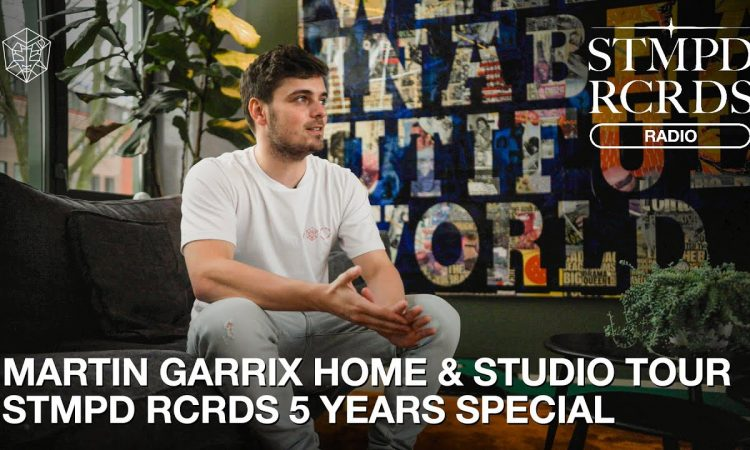 MARTIN GARRIX HOME & STUDIO TOUR | STMPD RCRDS