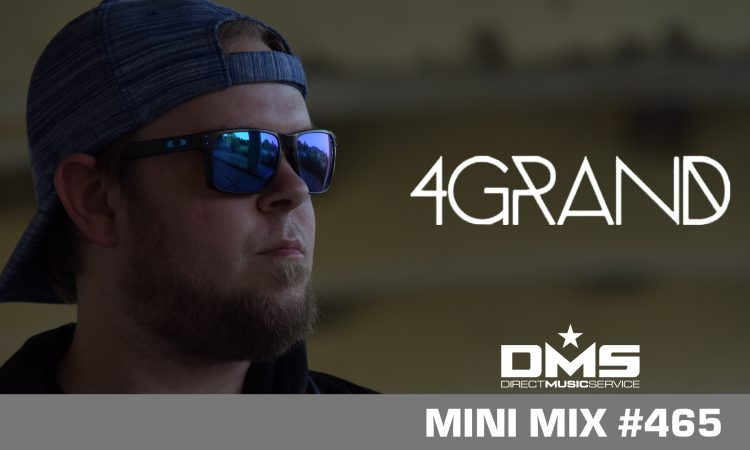 DMS MINI MIX WEEK #465 4GRAND