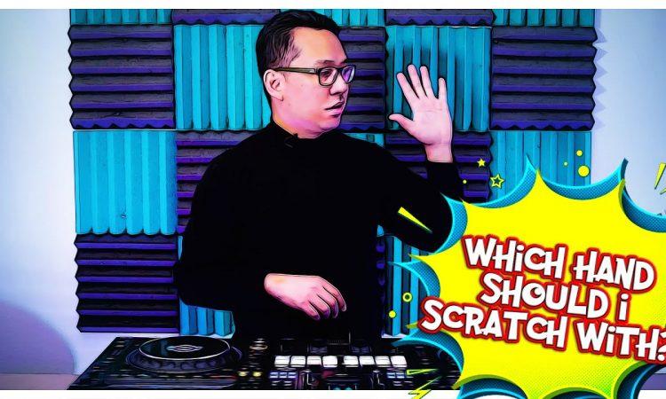 Which hand should I scratch with? | Pri yon Joni