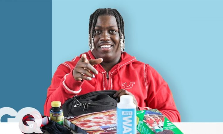 10 Things Lil Yachty Can't Live Without   GQ