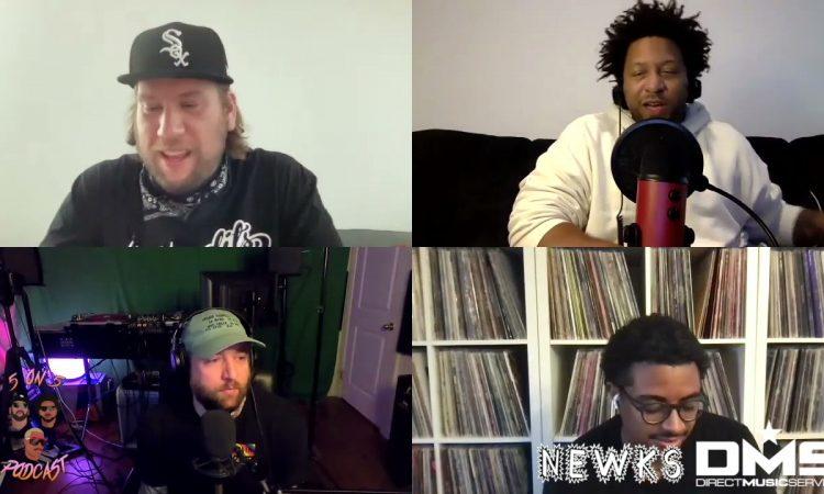 Treasure Fingers Takes On ABBA Vs. Boney M | 5 on 5 Podcast