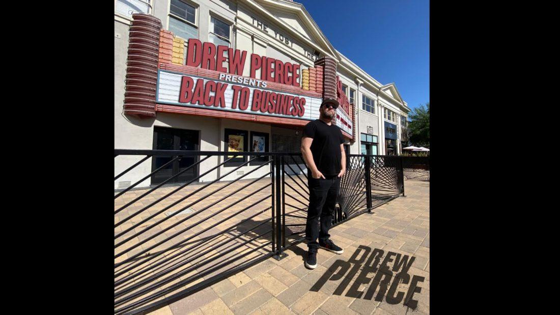 New Mix From DMS Team Member Drew Pierce